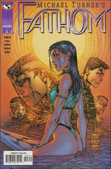 Fathom (1998) 3-A by Top Cow