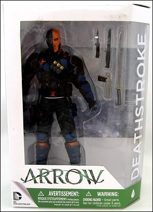 DC Comics: Arrow The TV Series Deathstroke by DC Collectibles