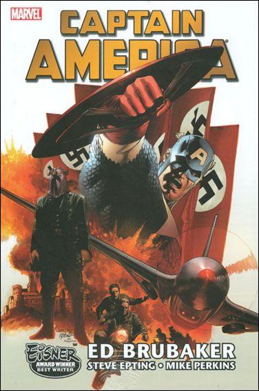 Captain America by Ed Brubaker Omnibus 1-B by Marvel