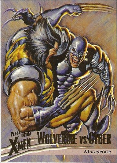 1996 Fleer Ultra X-Men: Wolverine (Base Set) 50-A by Fleer