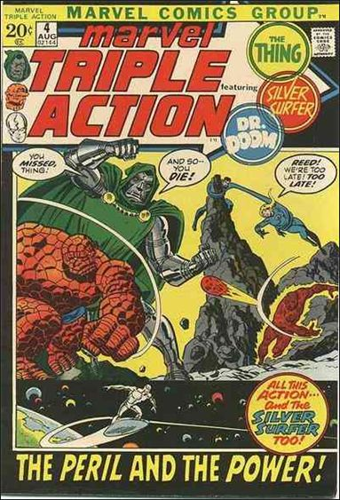Marvel Triple Action (1972) 4-A by Marvel