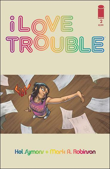 I Love Trouble 2-A by Image