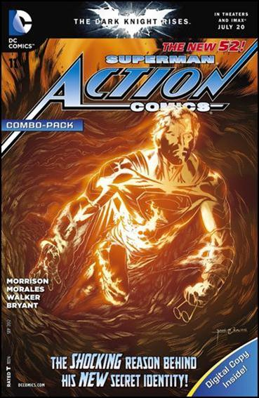 Action Comics (2011) 11-C by DC