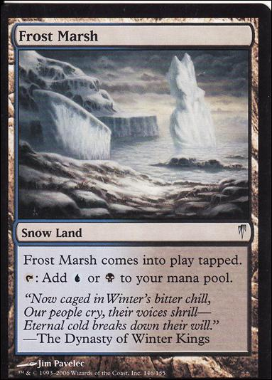 Magic the Gathering: Coldsnap (Base Set)146-A by Wizards of the Coast