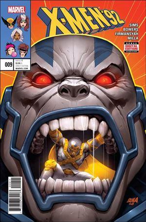 X-Men '92 (2016) 9-A