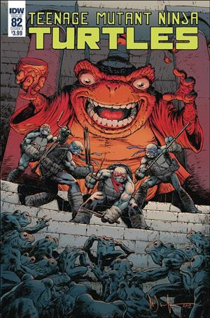Teenage Mutant Ninja Turtles (2011) 82-A