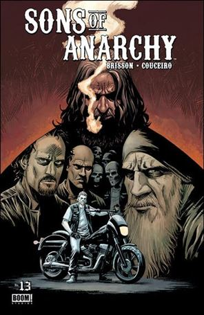 Sons of Anarchy 13-A