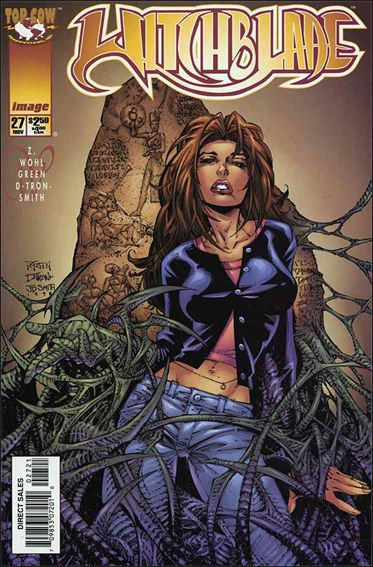 Witchblade 27-A by Top Cow