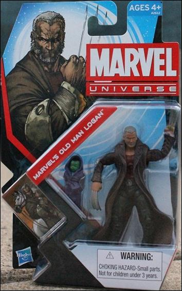 Marvel Universe (Series 4) Marvel's Old Man Logan by Hasbro