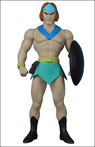 Hanna-Barbera History  Collection Zandor by X Plus
