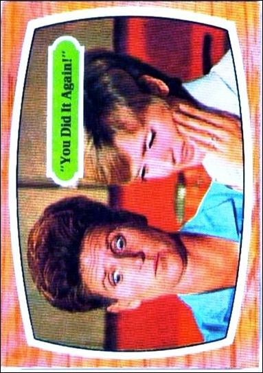 Brady Bunch (Base Set) 56-A by Topps