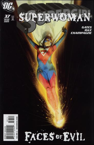 Supergirl (2005) 37-A by DC