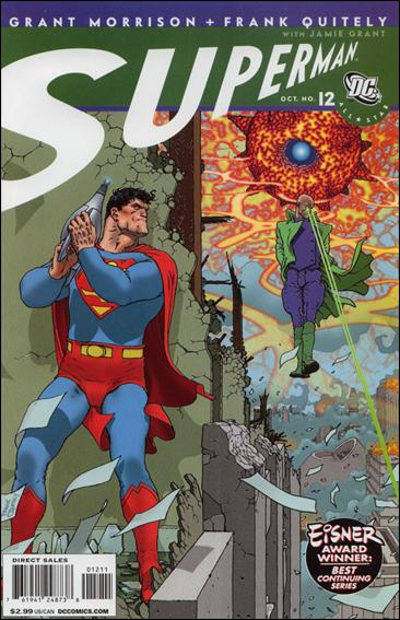 All Star Superman 12-A by DC