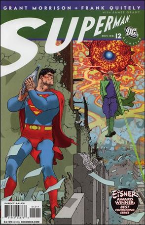 All Star Superman 12-A