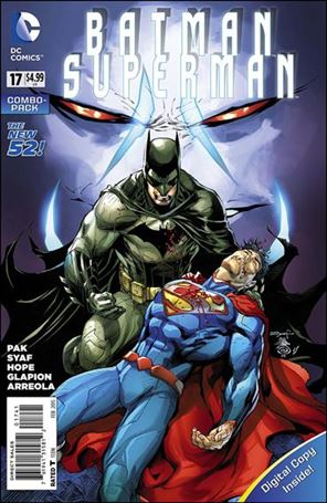 Batman/Superman 17-B