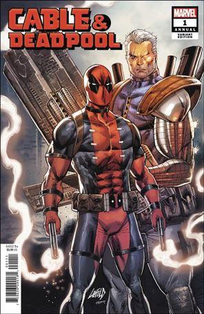Cable & Deadpool Annual 1-B