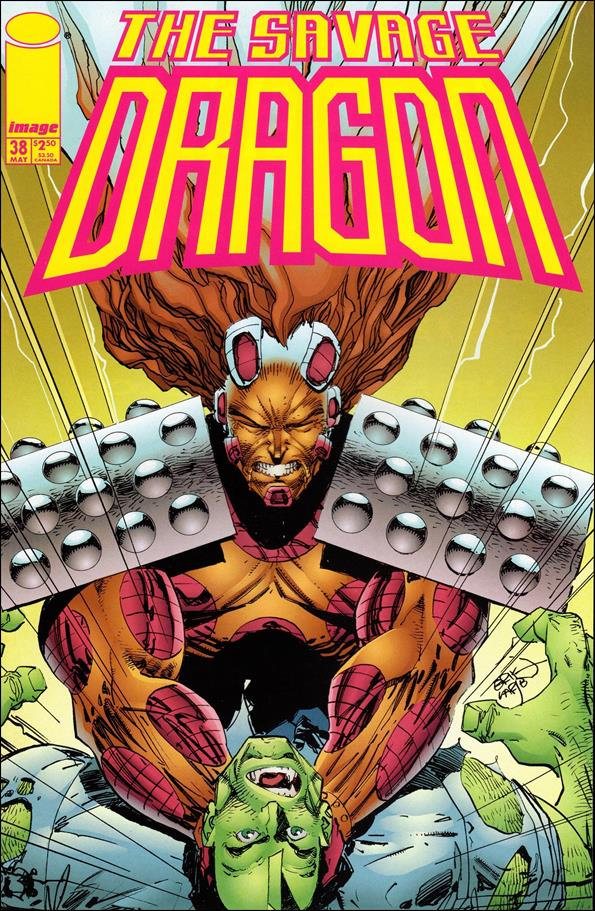 Savage Dragon (1993) 38-A by Image