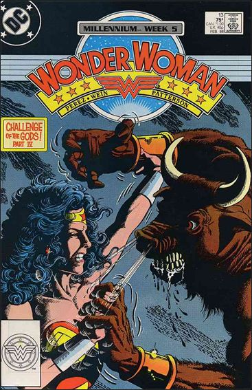 Wonder Woman (1987) 13-A by DC