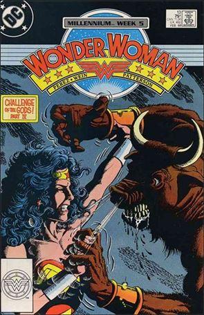 Wonder Woman (1987) 13-A