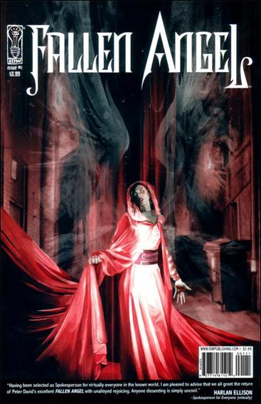 Fallen Angel (2005) 1-A by IDW