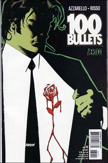 100 Bullets 79-A by Vertigo