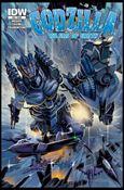 Godzilla: Rulers of the Earth 22-B