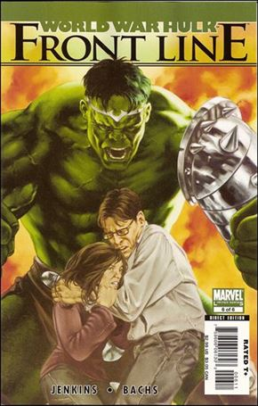 World War Hulk: Front Line 6-A