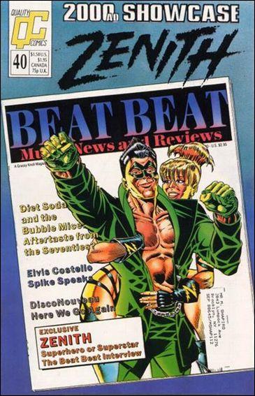 2000 A.D. Showcase (1988) 40-A by Quality Comics