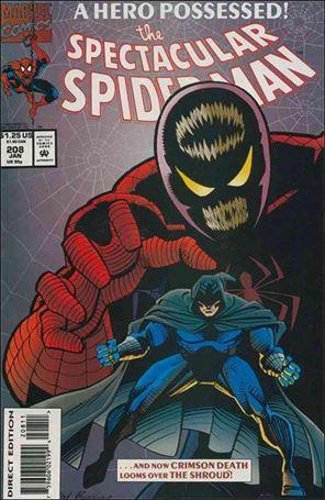 Spectacular Spider-Man (1976) 208-A