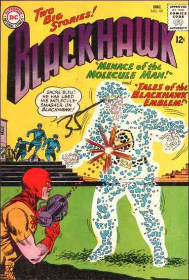 Blackhawk (1944) 191-A by DC