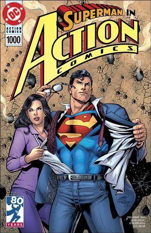 Action Comics (1938) 1000-H