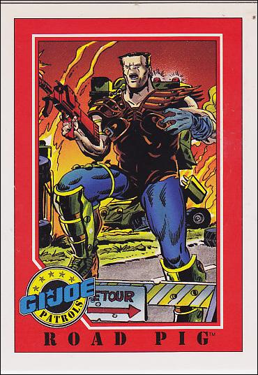 G.I. Joe (Base Set) 147-A by Impel