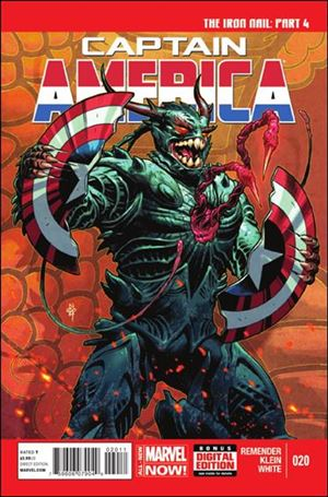Captain America (2013) 20-A