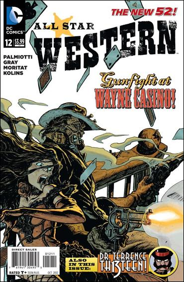 All Star Western (2011) 12-A by DC