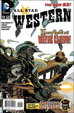 All Star Western (2011) 12-A