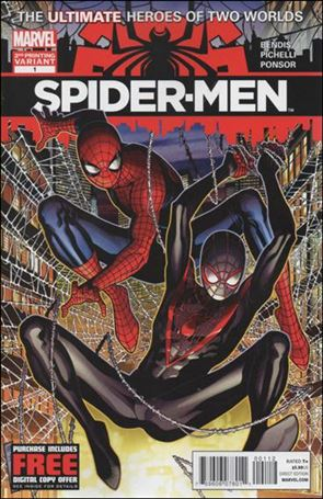 Spider-Men 1-D