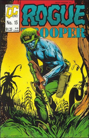 Rogue Trooper (1986) 15-A by Quality Comics