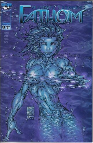 Fathom (1998) 9-B by Top Cow