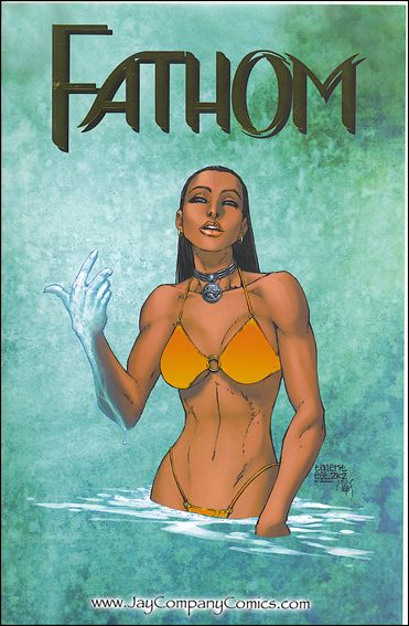 Fathom Preview Special 1-C by Image