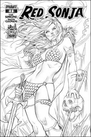 Red Sonja (2013) 1-L by Dynamite Entertainment