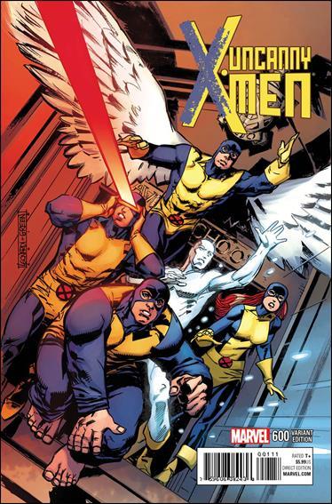 Uncanny X-Men (1981) 600-I by Marvel