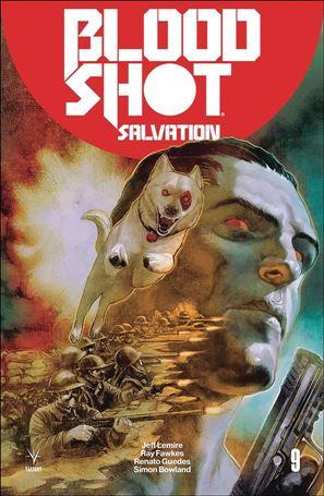 Bloodshot Salvation 9-B
