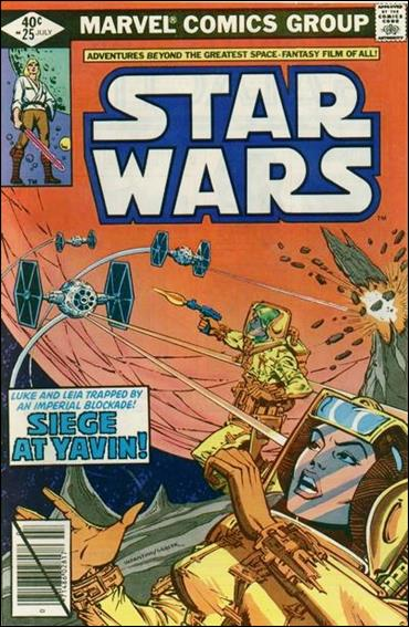Star Wars (1977) 25-A by Marvel