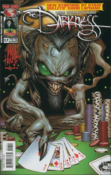 Darkness (2002) 17-A by Top Cow