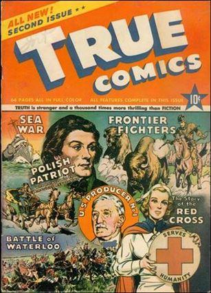 True Comics 2-A