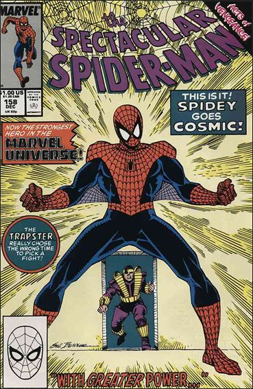 Spectacular Spider-Man (1976) 158-A by Marvel