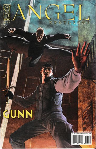 Angel Spotlight: Gunn 1-B by IDW