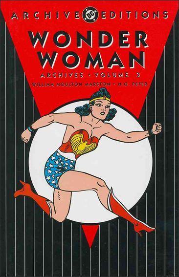 Wonder Woman Archives 3-A by DC