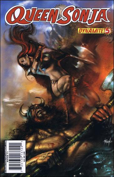 Queen Sonja 5-A by Dynamite Entertainment