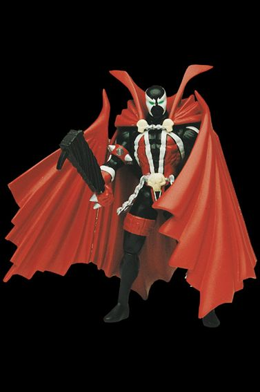 Spawn (Series  1) Spawn by Todd Toys